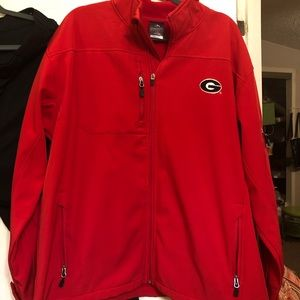 Georgia Bulldogs Football Jacket